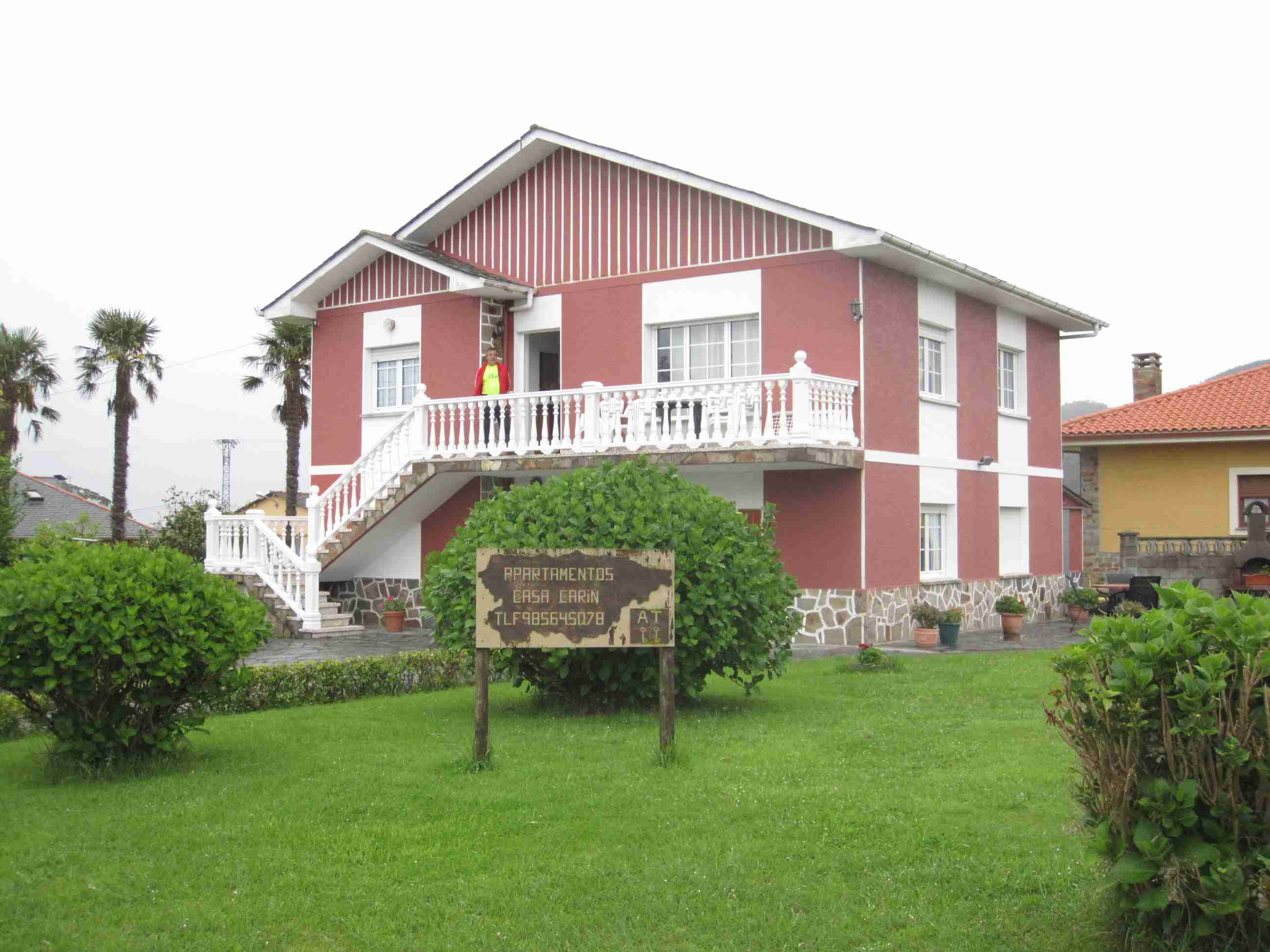 Camino de santiago - Apartamentos casa carin ...